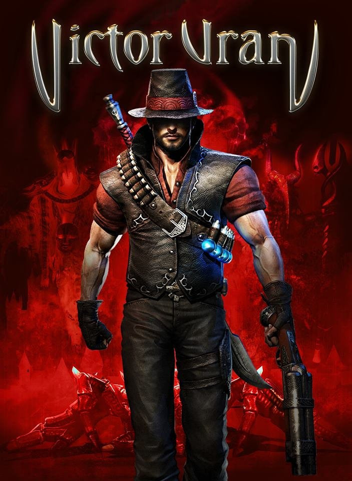 Victor Vran Windows PC Game Download Steam CD-Key Global
