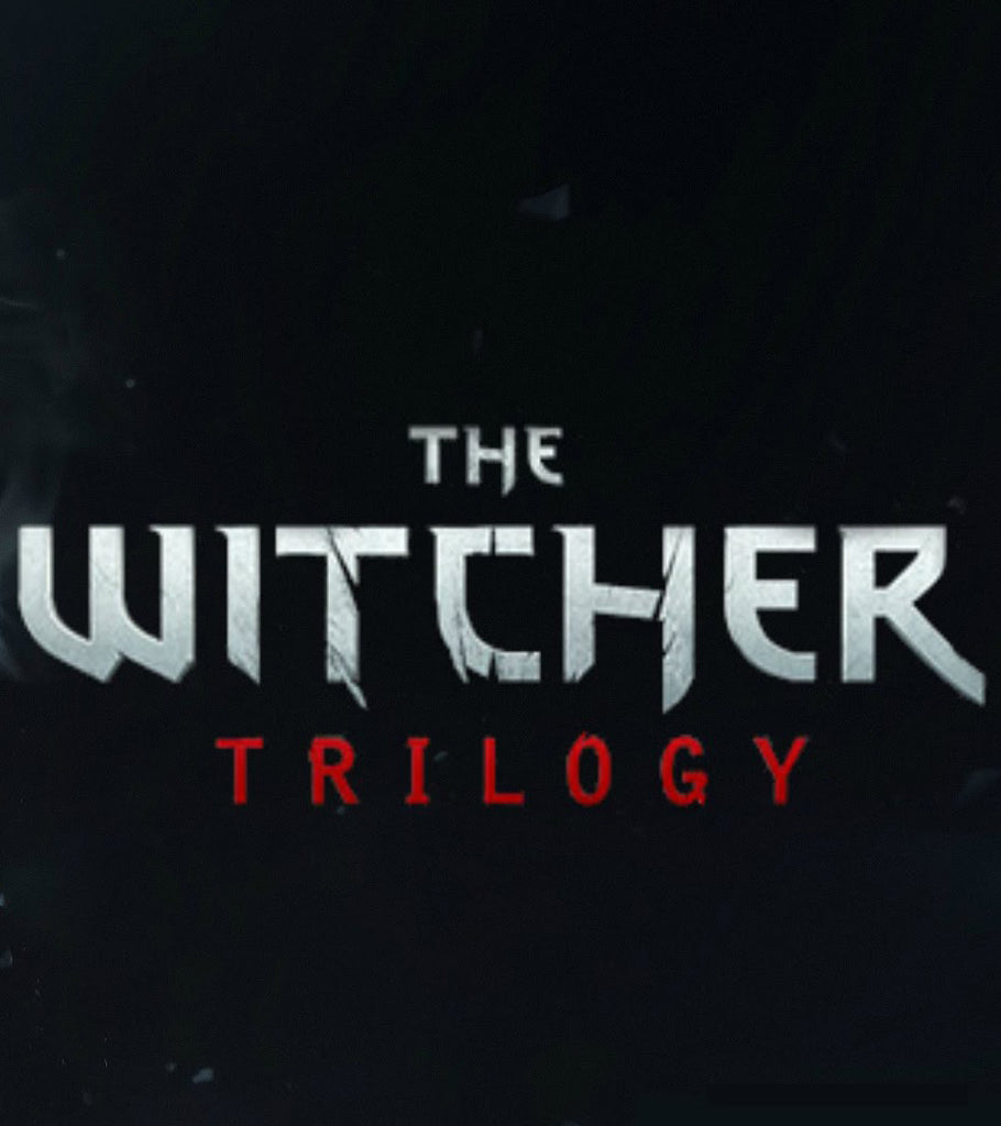 The Witcher Trilogy Pack Windows PC Game Download Steam CD-Key Global