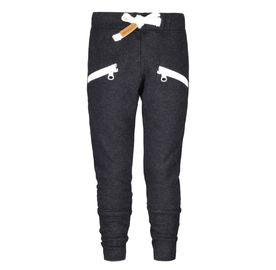 Zipper pants, tar