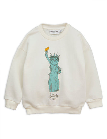 Liberty sp sweatshirt, white
