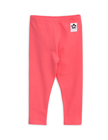 Basic leggings, pink