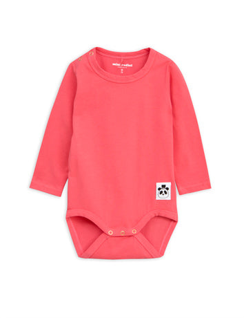 Basic ls body, pink