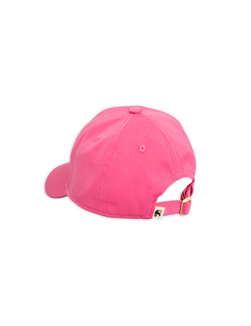 Squirrel cap, pink