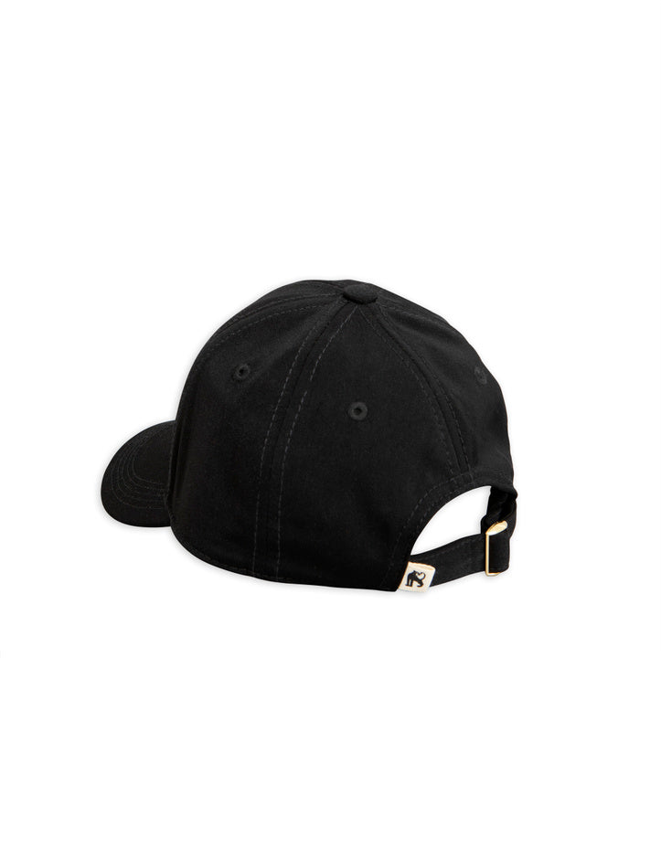 Squirrel cap, black