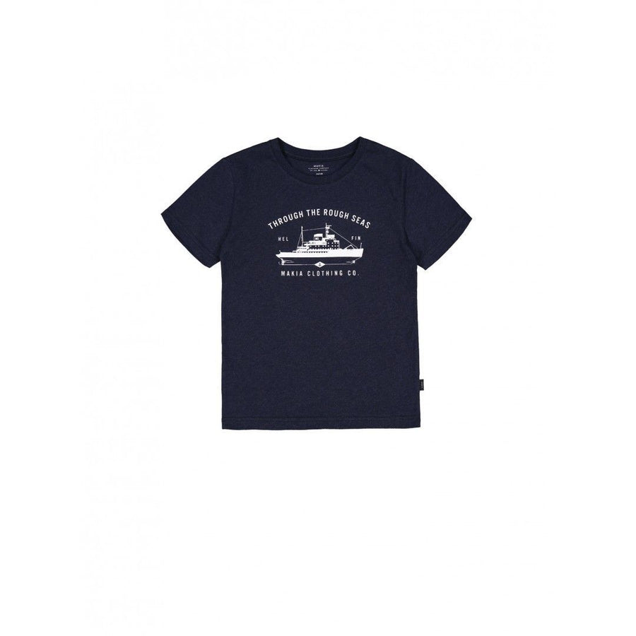 HEADING T-SHIRT, navy
