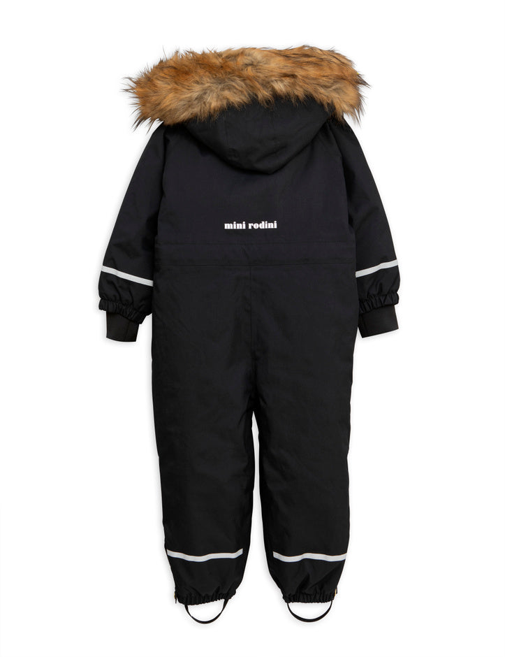 Kebnekaise overall, black