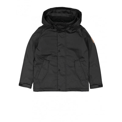 RAGLAN JACKET, black