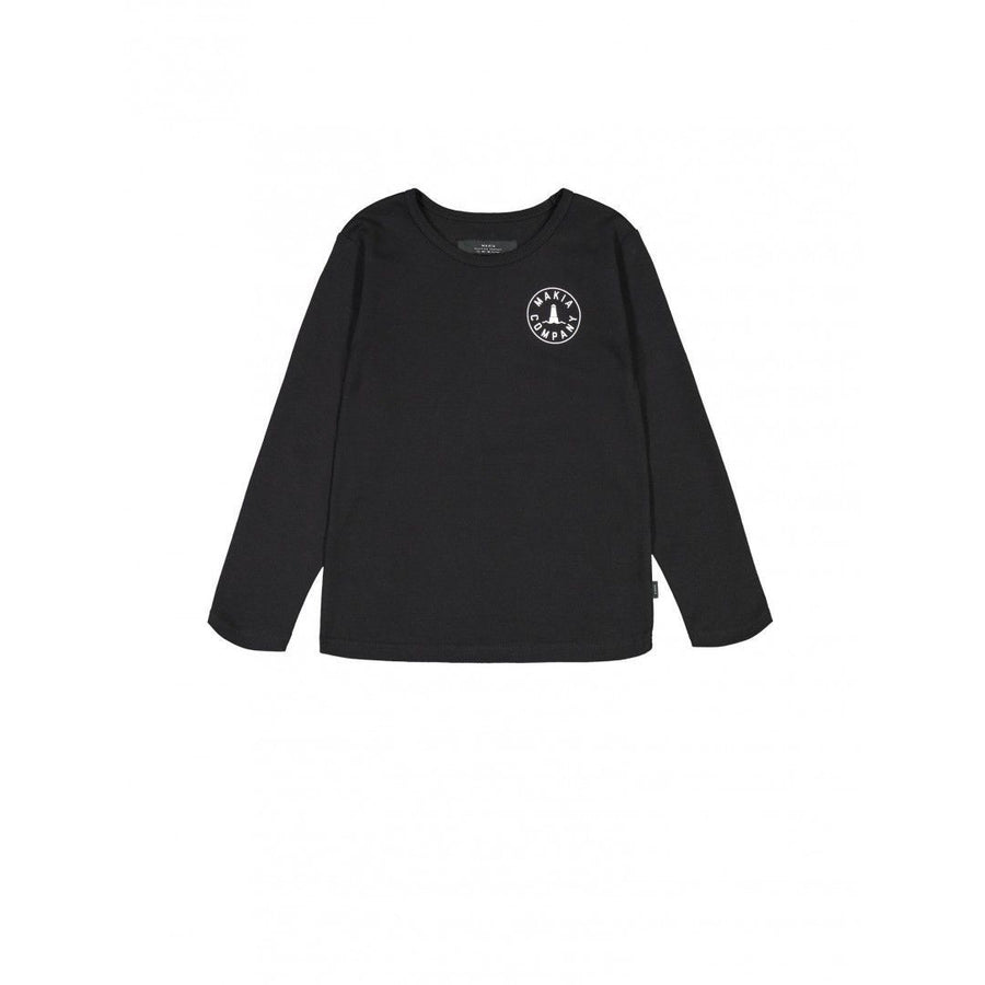 TRADE LONG SLEEVE, black