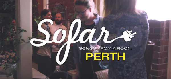 Sofar Sounds at THE ARCHIVE