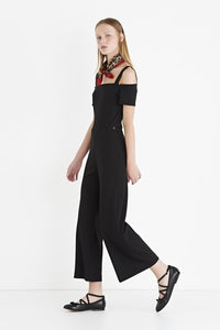 OTTOD'AME - KNIT VISCOSE JUMPSUIT