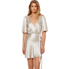 BEC AND BRIDGE - BON APPETIT WRAP DRESS (SPOT)