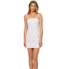 BEC AND BRIDGE - CHERRY PIE MINI DRESS (White)