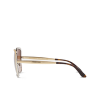 Dolce & Gabbana - DG2197 (Silver and Gold Gradient)