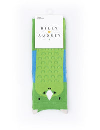 BILLY LOVES AUDREY - Dino Socks