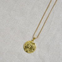 HUNTER X HUNTER - LARGE COIN NECKLACE (Large Chain 60cm)