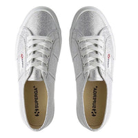 SUPERGA - 2750 LAMEW (GREY SILVER)