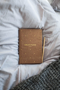 FRANK STATIONERY - Gratitude Journal (Kraft)