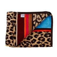 KESEM BOY - LEOPARD ST Bath Sheets