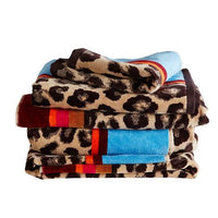 KESEM BOY - LEOPARD ST Bath Towels