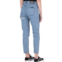 DR. DENIM - PEPPER Worn Light Retro Ripped
