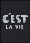 THE ADVENTURES OF - C'est La Vie A3 PRINT