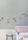 Mrs. Mighetto - Frankie and the Unicorns Paper Garland