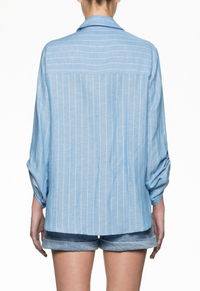 VIKTORIA & WOODS - ENTRANCE SHIRT (Nicholl Stripe)