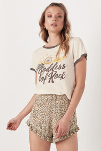 SPELL - Goddess of Rock Tee