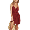 FAITHFULL - KARA Wrap Dress (Amber)