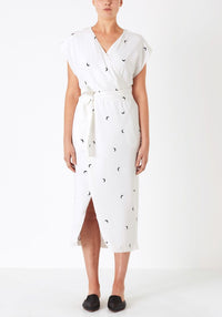 VIKTORIA & WOODS - Jericho wrap dress