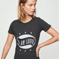 ZOE KARSSEN - I AM LOVE SLIM FIT T-SHIRT