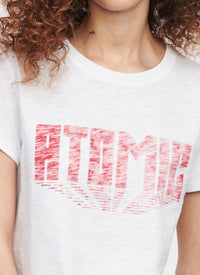 ZOE KARSSEN - Atomic box fit t-shirt