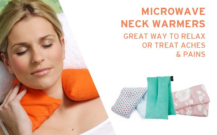 Microwave Neck Warmers