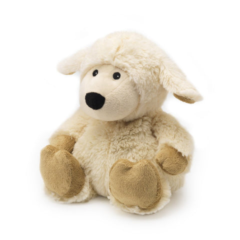 Cozy Plush Sheep Microwave Animal Toy