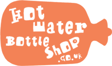 Hot Water Bottle Shop Logo