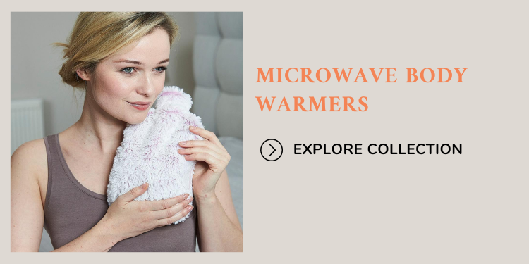 Microwave body warmer collection