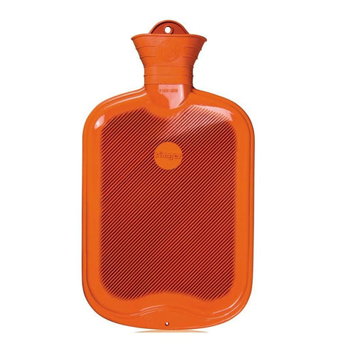 2 Litre Orange Sanger Hot Water Bottle