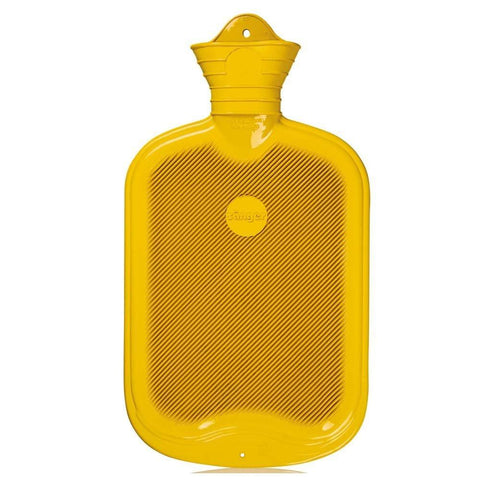 2 Litre Yellow Sanger Hot Water Bottle