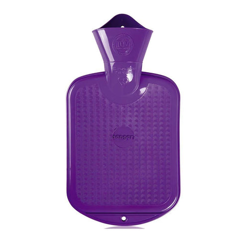0.8 Litre Purple Sanger Hot Water Bottle