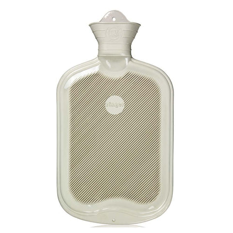 2 Litre White Sanger Hot Water Bottle