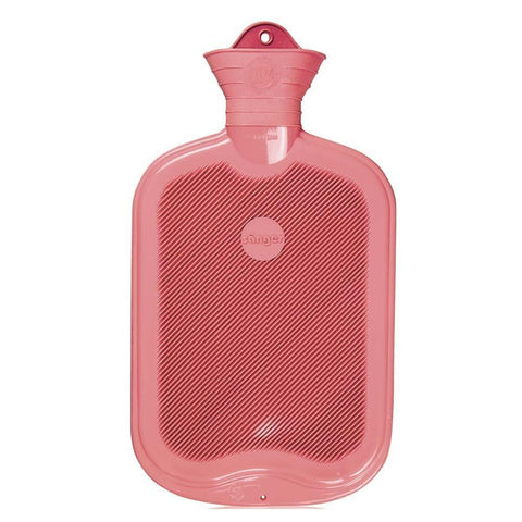 2 Litre Pink Sanger Hot Water Bottle