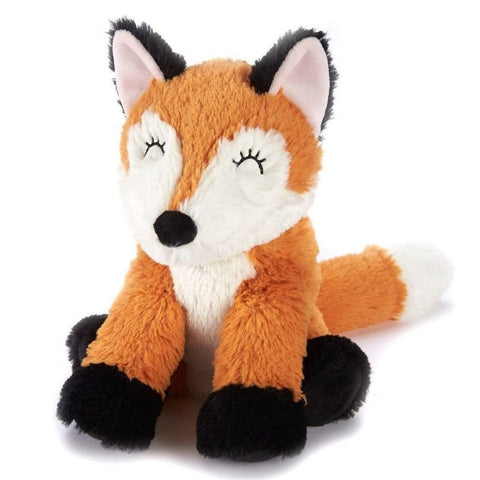 Cozy Plush Fox Microwave Animal