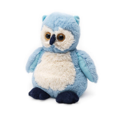 Cozy Plush Owl Microwave Animal - Hotwaterbottleshop.co.uk