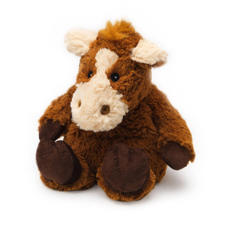 Cozy Plush Horse Microwave Animal