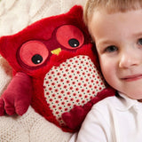 Red Hooty Microwave Owl