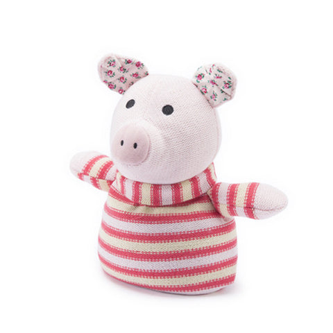 Knitted Warmers Microwave Pig (final few!) - Hotwaterbottleshop.co.uk