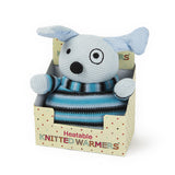 Knitted Warmers Microwave Puppy (final few!) - Hotwaterbottleshop.co.uk