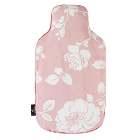 Meadow Pattern Microwave Body Warmer - Rose - Hotwaterbottleshop.co.uk