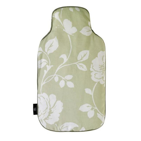 Meadow Pattern Microwave Body Warmer - Sage