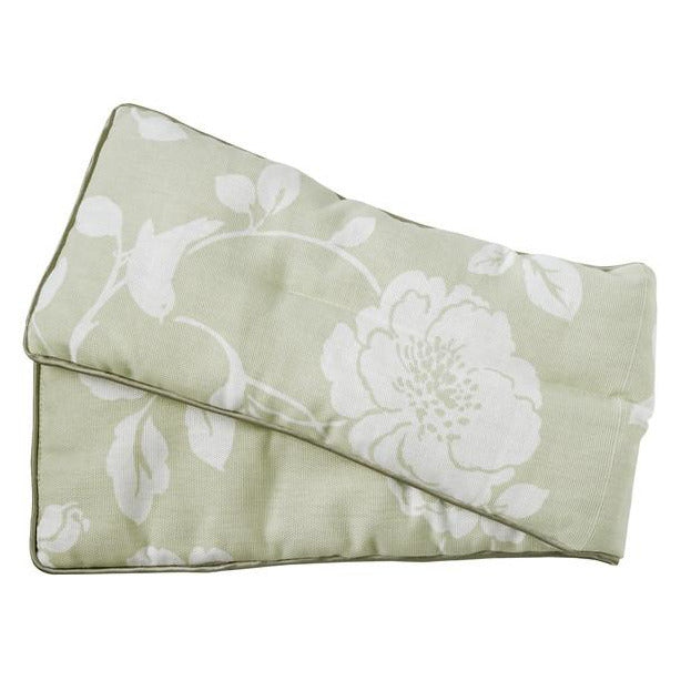 Meadow Pattern Microwave Body Wrap - Sage